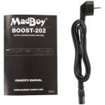 Madboy BOOST-202 микшерный усилитель для караоке