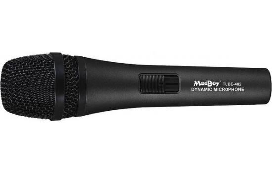 Madboy TUBE-402 PRO микрофон проводной динамический