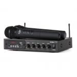 Madboy U-REMIX микшер с двумя беспроводными микрофонами