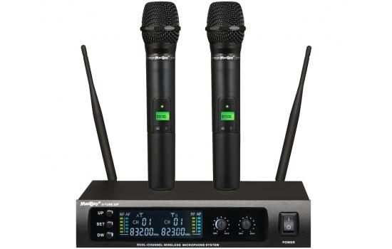 Madboy U-TUBE 20P - беспроводные вокальные микрофоны